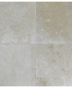 amon light honed and filled travertine tiles 24x24-Travertine tiles sale-Atlantic Stone Source